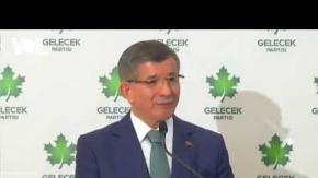 Gelecek Partisi Lideri Ahmet Davutoğlu'ndan Cumhurbaşkanı'na : Biz Ayrılmadık, İhraç Edildik