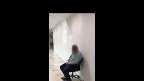 Güngören Belediyesi'nde Ayağa Kalkmayan Şoföre Tuvalet Önünde Oturma Cezası