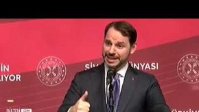 Hazine ve Maliye Bakanı Albayrak: Beklentilerin Ötesinde Bir Performansla 2019'u Kapattık
