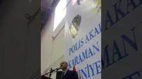 İçişleri Bakanı Soylu:''10 Bin Polis Alımı Gerçekleştireceğiz!''