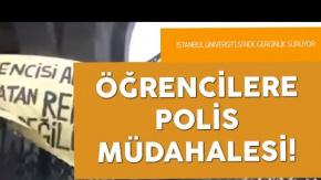 İstanbul Üniversitesi Öğrencilerinden 'Yemek' Tepkisi !