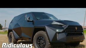 İşte Dünyanın En Pahalı SUV Aracı