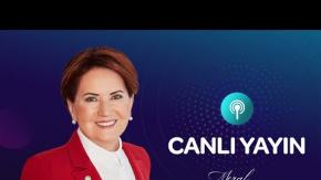 İYİ Parti Genel Başkanı Meral Akşener 26 Mayıs TBMM Grup Toplantısı Konuşması