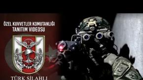 Özel Kuvvetler Komutanlığı Tanıtım Videosu: İşte Bordo Bereliler
