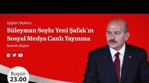 Süleyman Soylu'dan PÖH ve POMEM Polis Alımı Açıklaması